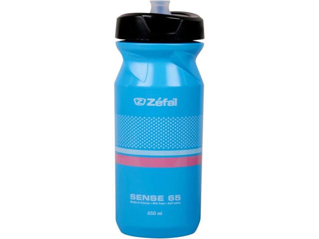 Zefal Sense Trinkflasche 650ml cyan
